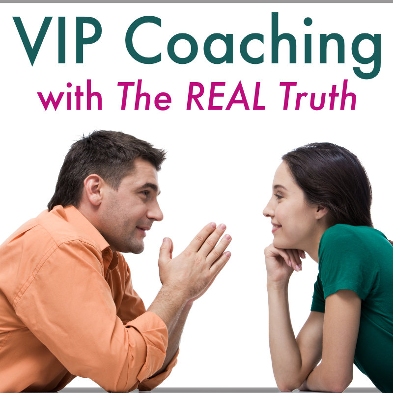 VIP Coaching with The REAL Truth