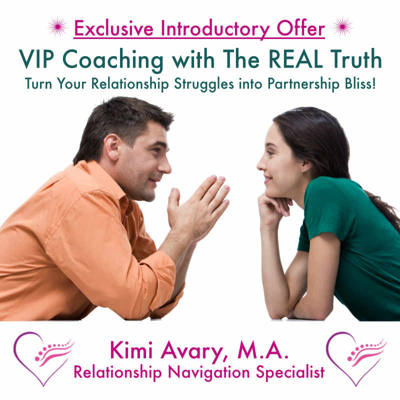 VIP Coaching with The REAL Truth Introductory Offer