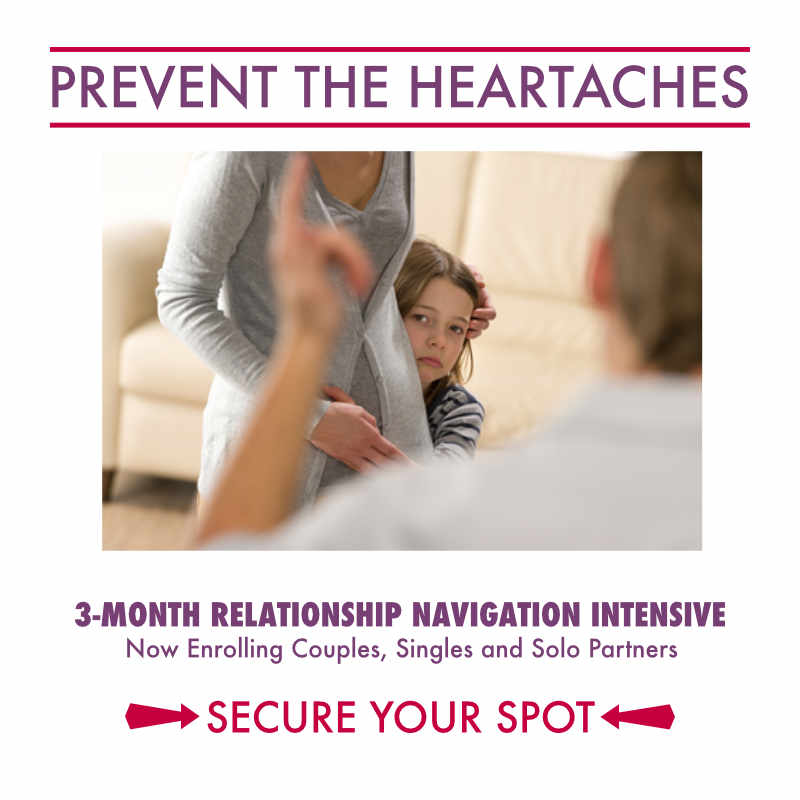 Enroll in the 3-Month Relationship Navigation Intensive Program